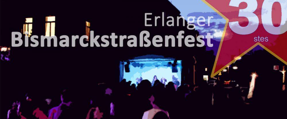 Bismarckstraßenfest Erlangen